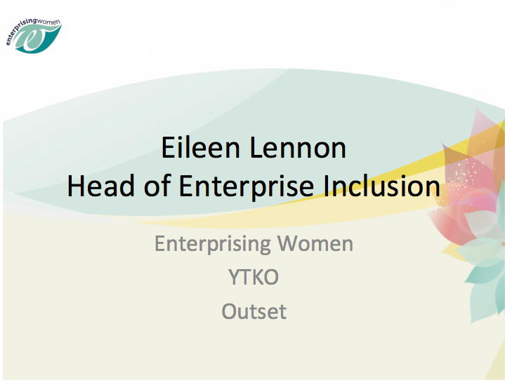 Eileen Lennon - Building Tribes: Leadership and loyalty