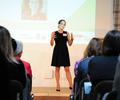 Alex Polizzi shares her journey to TV stardom