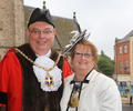Mayor & Mayoress of Durham