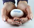 Pension nestegg
